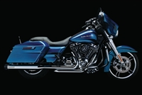 Harley Touring '09-'16 True Duals Exhaust
