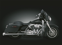 Harley Touring True Duals Exhaust
