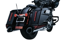Harley Touring Dual Power Cell Exhaust