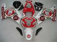Lucky Strike Suzuki GSX-R 600 750 Fairings