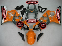 Orange Alstare Suzuki GSX-R 600 750 Fairings