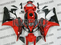 Honda CBR1000RR OEM Style Red/Black Fairings