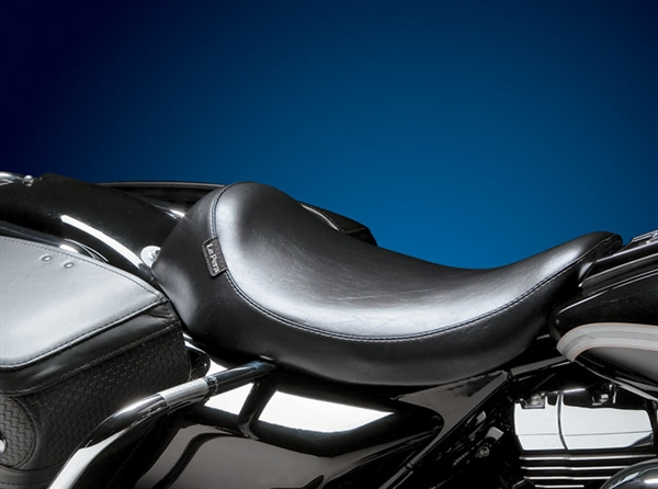 Harley Davidson Street Glide 06 07 Silhouette Solo Seat By Le Pera
