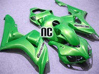 Honda CBR1000RR Green Spark Fairings