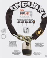 OnGuard Beast 5017 12mm/4' Chain Lock (product code# 5017)