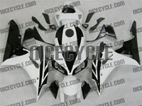 Honda CBR1000RR White/Black Fairings