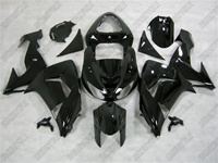 Kawasaki ZX10R Glossy Black Fairings