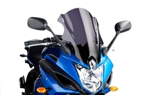 Yamaha FZ6R 2009-2013 Puig Touring Windscreen