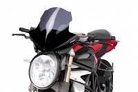 MV Agusta Brutale 2005-2009 Puig Naked Generation Windscreen