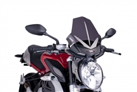 MV Agusta Brutale 1090/R 2013-2014 Puig Naked Generation Windscreen