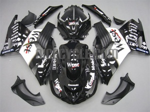 West Kawasaki ZX14R Fairings