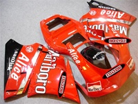 Marlboro Alice Ducati 748/916/998/996 Fairings