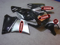 Silver/Black Ducati 748/916/998/996 Fairings