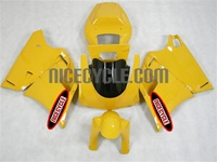Yellow Ducati 748/916/998/996 Fairings