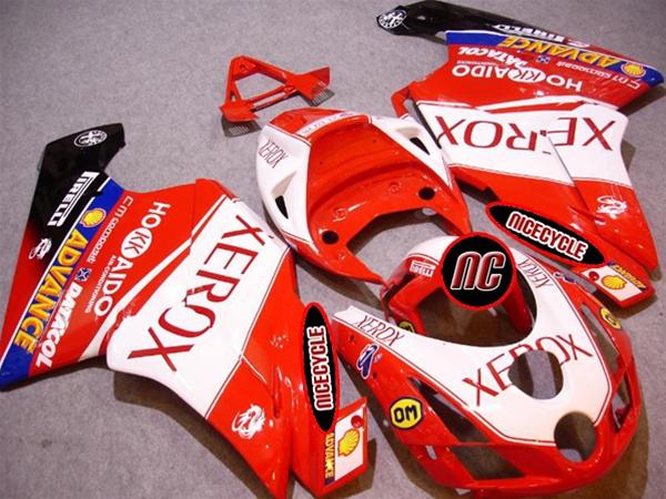 Ducati 749 999 Xerox Race Fairings
