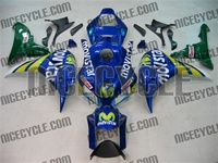 Honda CBR1000RR Movistar Fairings