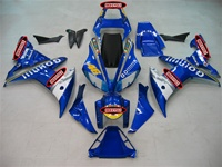 Yamaha YZF-R1 Blue Go! Fairings