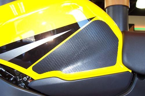 Tech Spec Motorcycle Tank Grips - Suzuki GSXR600/750 (2004-2005)