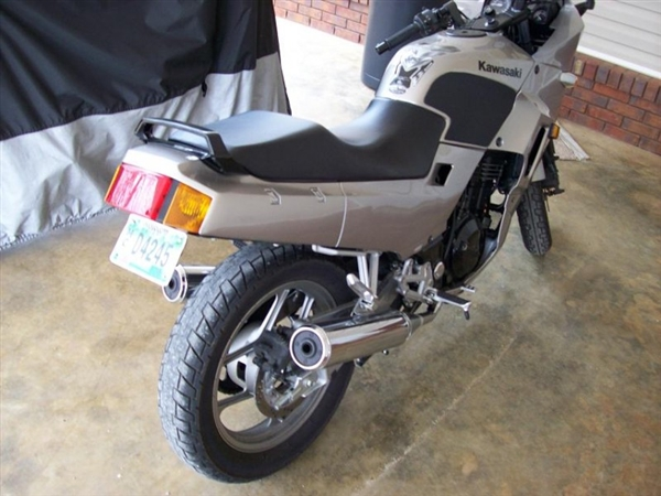 Kawasaki Ninja 250 Tank Grip Motorcycle Tank Grip