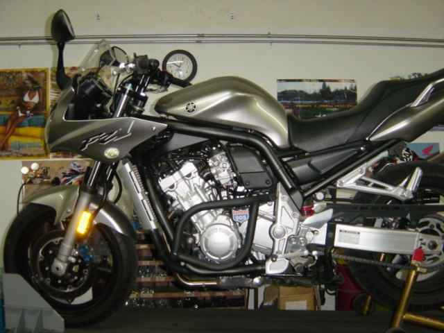 Kawasaki Ninja 300 Stunt Engine Cage 2013-Present by Racing 905