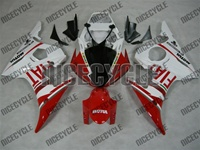 Yamaha YZF-R6 Red FIAT Fairings