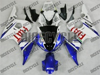 Yamaha YZF-R6 FIAT Racing Blue Fairings
