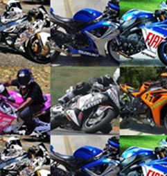 2006-2007 Yamaha YZF R6 Motorcycle Fairings
