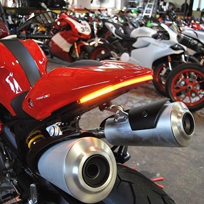 Ducati Monster 696 Led Fender Eliminator Kit