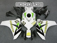 Honda CBR1000RR Hannspree 52 Fairings