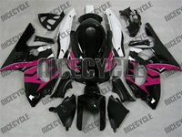 Yamaha YZF-600R Pink Black Fairings