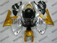 Yamaha YZF-600R Gold Fairings