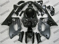 Yamaha YZF-600R Matte Black/Gloss Fairings