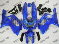 Yamaha YZF-600R Plasma Blue Fairings