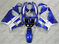 Honda CBR900RR Blue/White Fairings