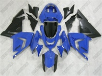 Kawasaki ZX10R Blue/Black Fairings
