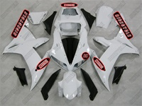 Yamaha YZF-R1 Gloss White Fairings