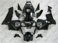 Honda CBR600RR Ghosted Flame Fairings