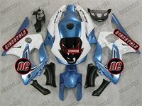 YZF Metallic Teal Fairings