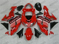 Kawasaki ZX10R Racer Red Fairings