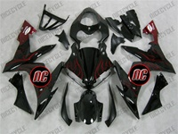 Fire Flame Red Aftermarket R1 Fairings