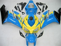 Honda CBR1000RR Sky Blue/Yellow Fairings