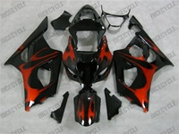 Suzuki GSXR 1000 Fairings