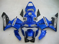 Honda CBR600RR Electric Blue/Black Fairings
