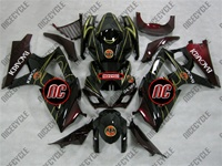 Bacardi GSXR 1000 Fairings