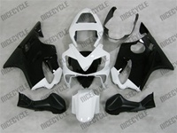 Honda CBR 600 F4i Black/White Fairings