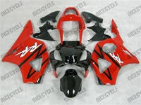 Red/Black OEM Style Honda CBR 954RR Fairings