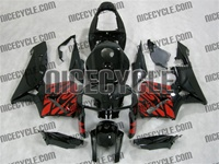 600RR Red Tribal Fairings