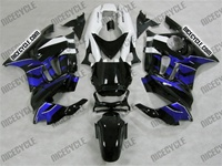 Honda CBR 600 F3 Deep Blue Fairings