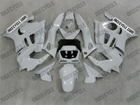 Honda CBR 600 F3 Pearl White Fairings