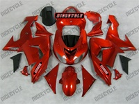 Kawasaki ZX10R Candy Orange Fairings